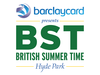 Barclaycard Presents British Summer Time: VIP Packages
