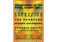 Soundcrash: Submotion Orchestra + The Pharcyde + Hidden Orchestra + Andreya Triana + Henry Wu artist photo