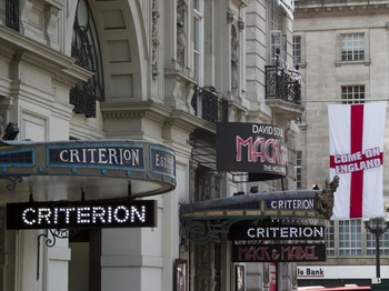 Criterion Theatre venue photo
