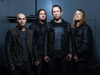 Trivium + As I Lay Dying + Caliban + Upon A Burning Body picture