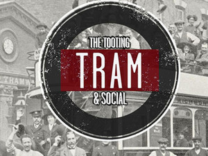 Tooting Tram & Social artist photo