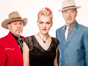 The Wangford Trio artist photo