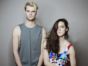 Sofi Tukker artist photo