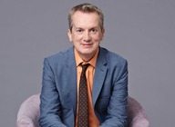 The Man With No Show: Frank Skinner artist photo