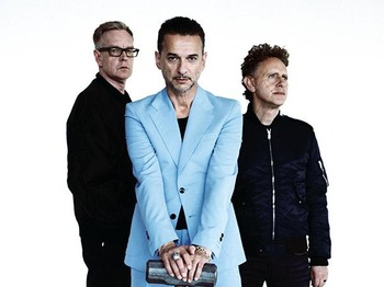 Delta Machine Tour: Depeche Mode picture