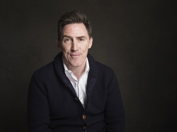 Rob Brydon artist photo