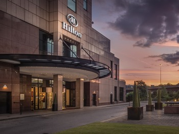 Hilton Glasgow venue photo