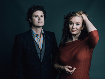Hitchin Folk Club: Kathryn Roberts & Sean Lakeman + Tinderbox picture