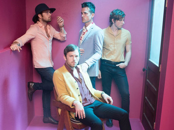 Kings Of Leon + The Black Keys + The Drums + The Whigs + The Features picture