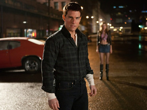 Film promo picture: Jack Reacher: Never Go Back