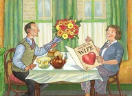 Ethel and Ernest artist photo