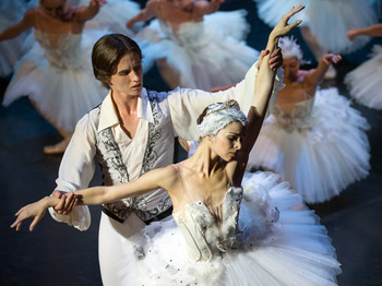 Swan Lake : Russian State Ballet and Opera House picture