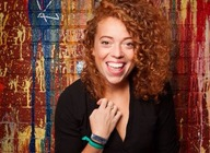 So Brave: Michelle Wolf artist photo