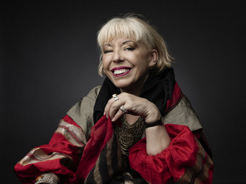 Barb Jungr And Her Musicians: Barb Jungr picture