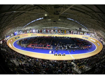 HSBC UK National Cycling Centre venue photo