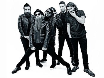 Skindred + Evarane picture