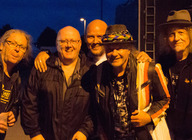 The Muffin Men with Denny Walley artist photo