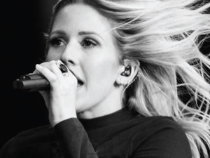 Ellie Goulding artist photo