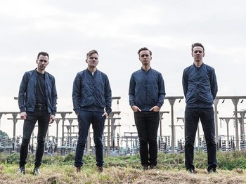 Dutch Uncles + Sky Larkin picture