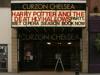 Curzon Cinema Chelsea venue photo