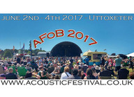 Acoustic Festival of Britain 2017 artist photo
