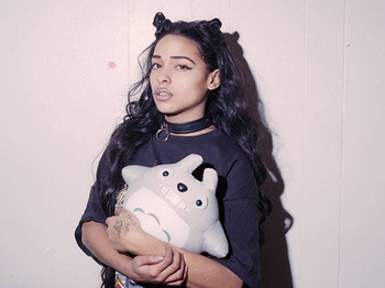 Princess Nokia artist photo