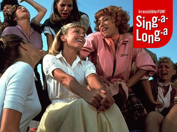 Sing-a-long-a-grease: Sing-A-Long-A Grease picture