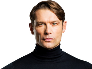 John Partridge artist photo
