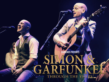 Bookends Present Simon And Garfunkel Through The Years: Bookends picture