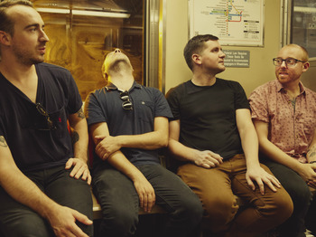The Menzingers + The Front Bottoms + Above Them picture