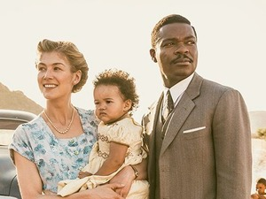 Film promo picture: A United Kingdom
