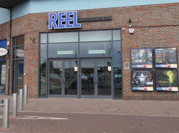 Reel Cinema Fareham venue photo
