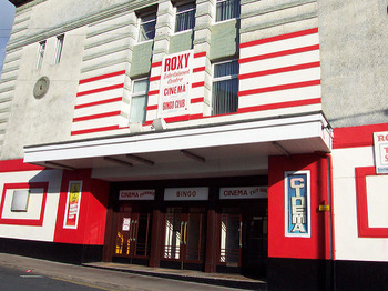 Roxy Cinema venue photo