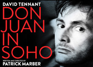 Don Juan In Soho: David Tennant, Adrian Scarborough artist photo