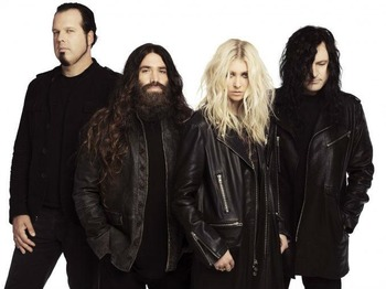 The Pretty Reckless + Heavens Basement + Nothing More picture