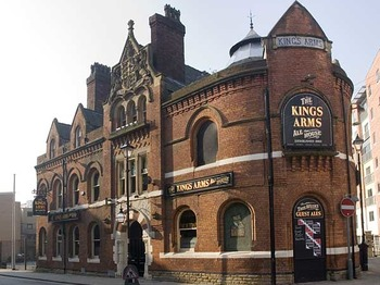 The King's Arms venue photo