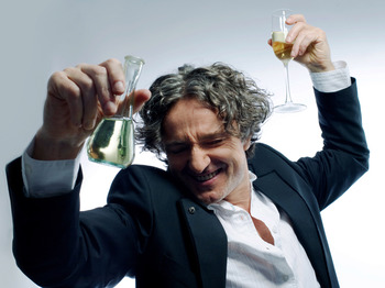 Champagne For Gypsies: Goran Bregovic picture
