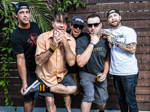 Guttermouth artist photo