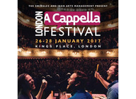 London A Cappella Festival artist photo