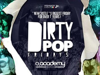 DirtyPop - Newcastle's Biggest Student Party!: Resident DJs picture