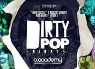 DirtyPop - Newcastle's Biggest Student Party!: Resident DJs artist photo