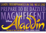 Aladdin (Touring), Dean John-Wilson & more artist photo