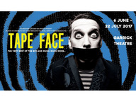 Tape Face - Win a pair of tickets to his West End show