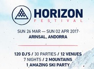 Horizon Festival artist photo