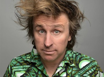 Milton Jones & The Temple Of Daft: Milton Jones picture