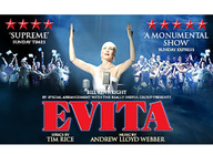Evita (Touring): up to £20 off!