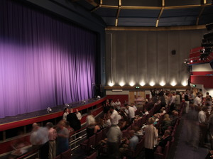Regal Theatre, Cornwall artist photo