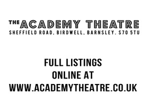 The Academy Theatre artist photo
