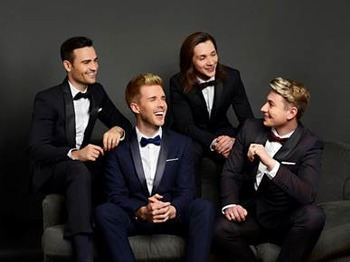 'Home' UK Tour: Collabro, Carly Paoli, Philippa Hanna picture