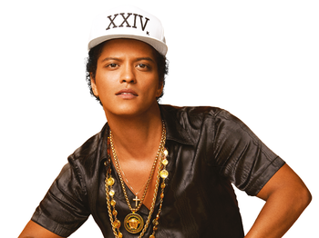 The Moonshine Jungle World Tour: Bruno Mars picture